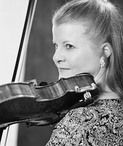 Eva Richey, Concertmaster