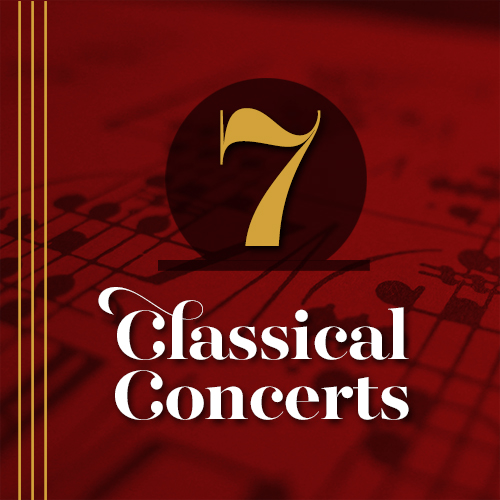 7 Classical Concerts Package