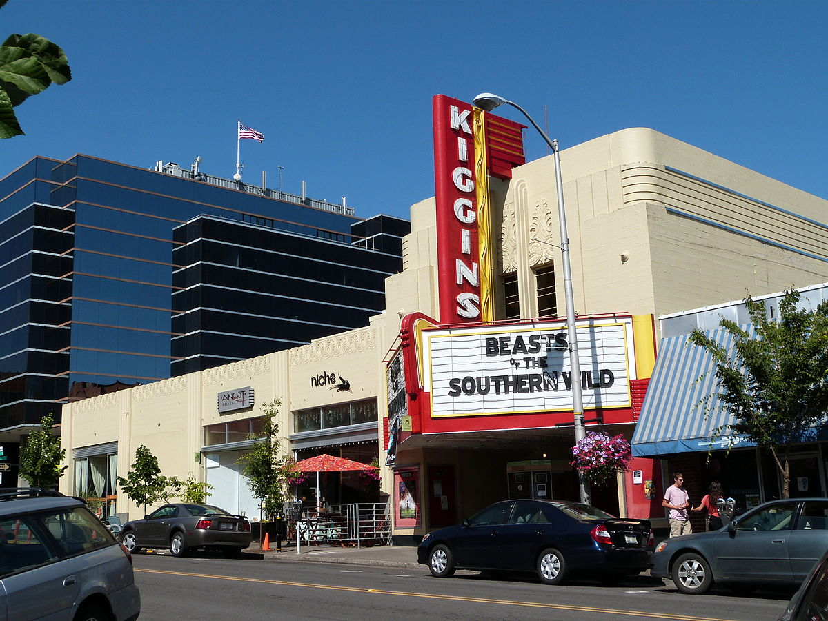Kigginss Theatre Vancouver Washington