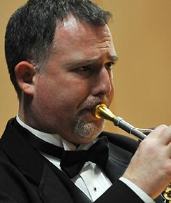 Bruce Dunn, trumpet