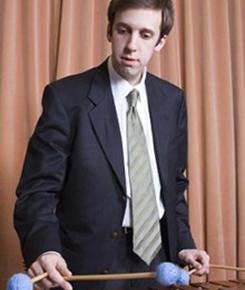 Brian Gardiner, percussion