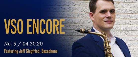 VSO Encore No. 5